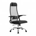 Эргономичное кресло МЕТТА Комплект 13 CH (овальное сечение)