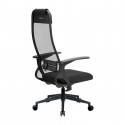 Эргономичное кресло МЕТТА Комплект 13 PL (прямоугольное сечение)