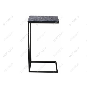 Журнальный столик Геркулес серый мрамор