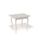 Стол обеденный Kenner 900 С крем/стекло крем