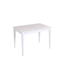 Стол обеденный Kenner Q1200 белый/ясень белый