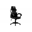 Игровое компьютерное кресло ThunderX3 EC1 AIR Black-White
