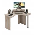 Стол игровой СКЛ-ИгрУгл120+НКИЛ-УГЛ (правый)