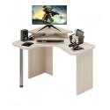 Стол игровой СКЛ-ИгрУгл120+НКИЛ-УГЛ (левый)