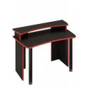 Игровой компьютерный стол СКЛ-СОФТ120Ч+НКИЛ120
