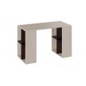 Стол письменный тип 8 (Дуб молочный/Венге Цаво)