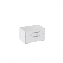 Тумба прикроватная «Наоми» ТД-208.03.01 (Белый глянец)