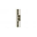 Шкаф комбинированный открытый «Лючия»  ТД-235.07.20 (Штрихлак)