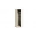 Шкаф угловой с зеркальной дверью «Лючия» СМ-235.23.02 (Штрихлак)