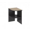 Стол угловой письменный Успех-2 ПМ-184.09 (Венге Цаво, Дуб Сонома)