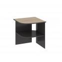 Стол угловой письменный Успех-2 ПМ-184.10 (Венге Цаво, Дуб Сонома)