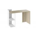 Стол письменный тип 1 (Дуб Сонома/Белый)