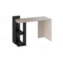 Стол письменный тип 1 (Дуб молочный/Венге Цаво)