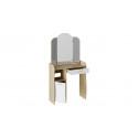 Стол туалетный «София Т1» (Дуб сонома/Белый)