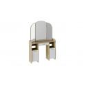 Стол туалетный «София Т2» (Дуб сонома/Белый)