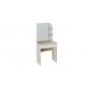 Стол туалетный «Майя» (Дуб сонома/Белый ясень)