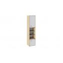 Шкаф комбинированный «Мегаполис» (Бунратти/Белый с рисунком) ТД-315.07.20
