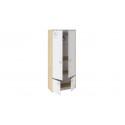 Шкаф для одежды «Мегаполис» (Бунратти/Белый с рисунком) ТД-315.07.22