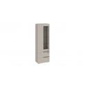 Шкаф для посуды «Фьюжн» (Бежевый, Дуб Сонома трюфель) ТД-260.07.25
