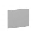 Панель с зеркалом «Фьюжн» (Дуб Сонома трюфель) ТД-260.06.01