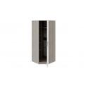 Шкаф угловой с 1-ой глухой дверью «Фьюжн» (Бежевый, Дуб Сонома трюфель) ТД-260.07.03