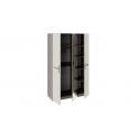 Шкаф комбинированный с 3-мя дверями «Фьюжн» (Бежевый, Дуб Сонома трюфель) ТД-260.07.43