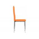 Стул на металлокаркасе DC2-001 orange