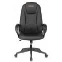 Кресло игровое Zombie VIKING-8N/BLACK черный искусственная кожа