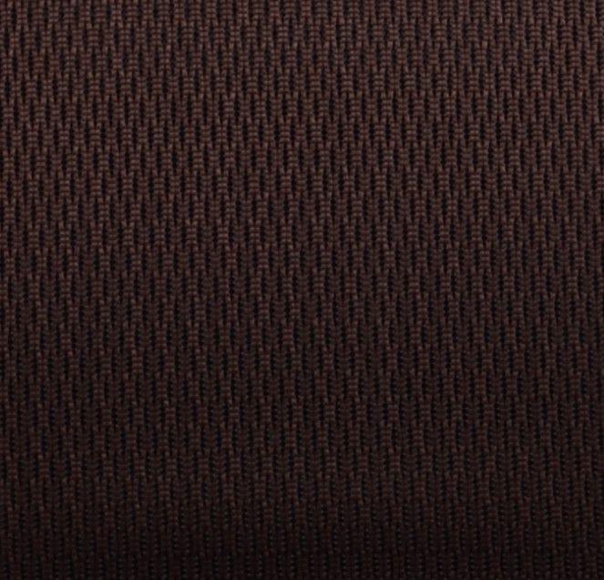 Сетчатая ткань - Темно-коричневый