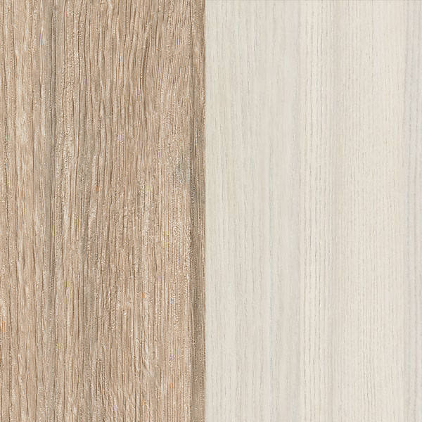 Белый Ясень/Дуб Сонома