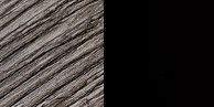 Сосна Пасадена/Черный матовый
